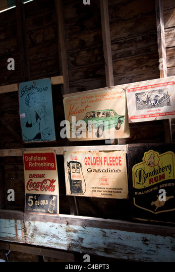 Old Advertising Signs Stock Photos Amp Old Advertising Signs