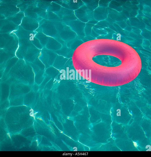 Patterned ripples in water stock photos patterned for Floating swimming pool paris