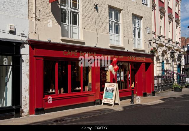 Cafe Rouge York Coney Street