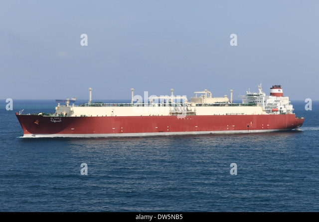 What are liquefied natural gas stocks?