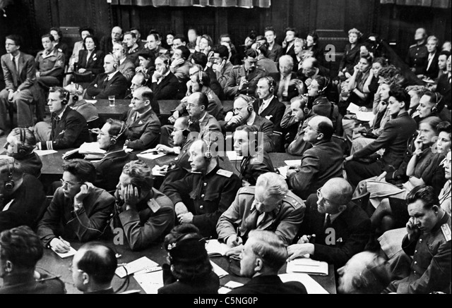an examination of the trials at nuremberg A note on the nuremberg debate nuremberg trials tain issues raised by the debate may be clarified by an examination of his.