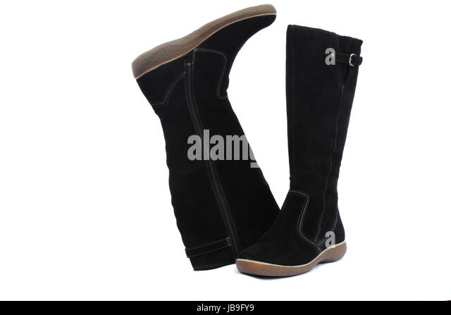 Suede Boots Stock Photos Amp Suede Boots Stock Images Alamy