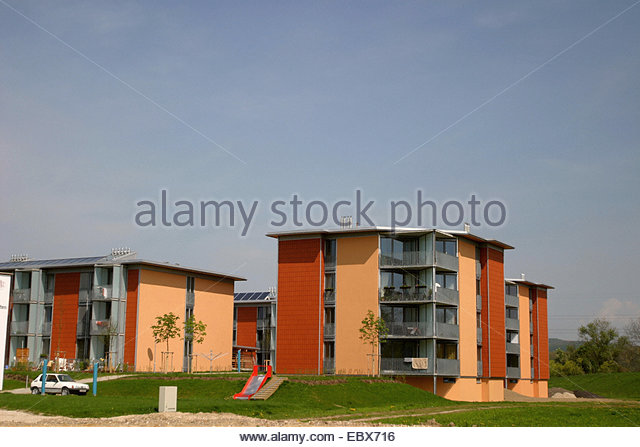 New Build Flats In Spitalfields