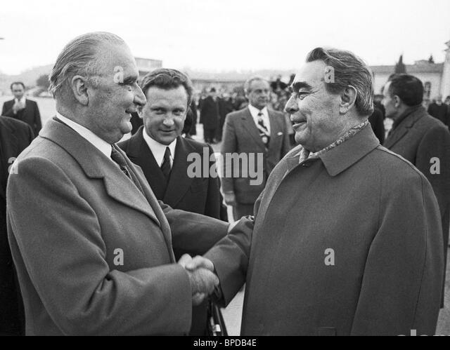 Rencontre brejnev nixon 1973