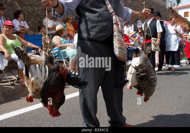 Teror stock photos teror stock images alamy - Living in gran canaria ...