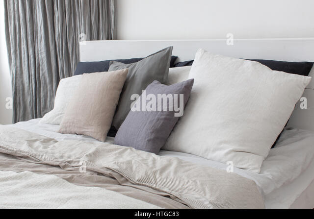 Bed Linens Stock Photos Bed Linens Stock Images Alamy