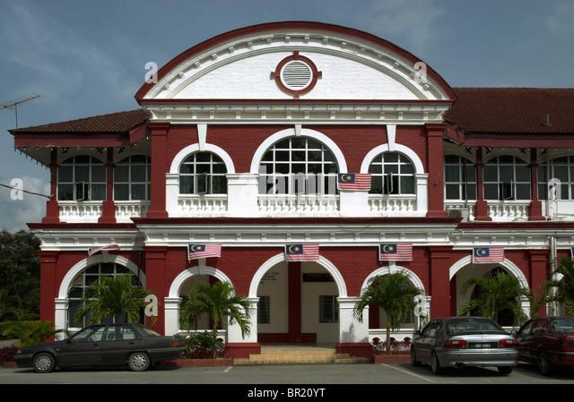 Kuala Lipis Malaysia  city pictures gallery : ... 1919 at Kuala Lipis on Malaysia's Jungle Railway Stock Image