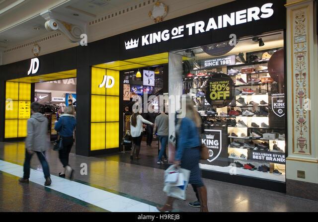 Size Shoe Shop Trafford Centre