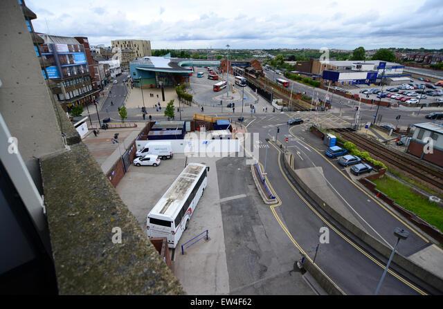 Isambard Brunel Multi Storey Car Park