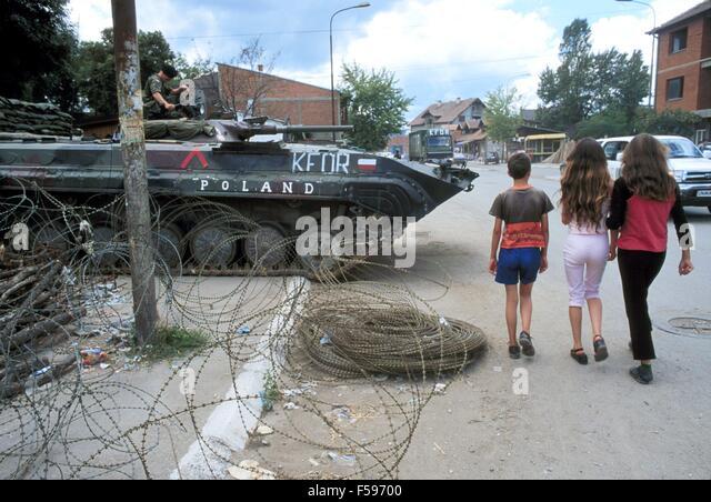 A discussion on the nato intervention in kosovo