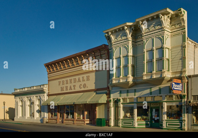 Ferndale stock photos ferndale stock images alamy for Main architectural styles