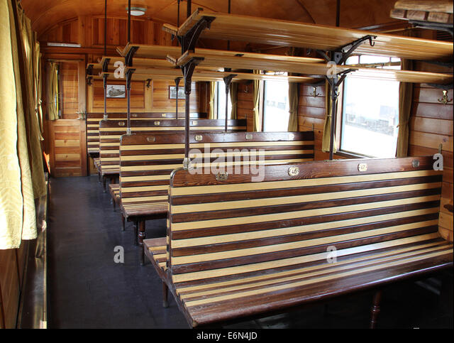 old railway carriage interior stock photos old railway carriage interior stock images alamy. Black Bedroom Furniture Sets. Home Design Ideas