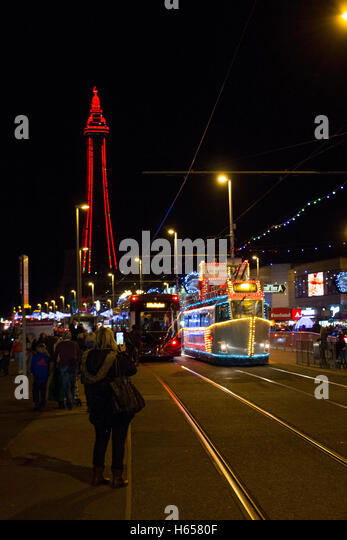 Blackpool lancashire united kingdom