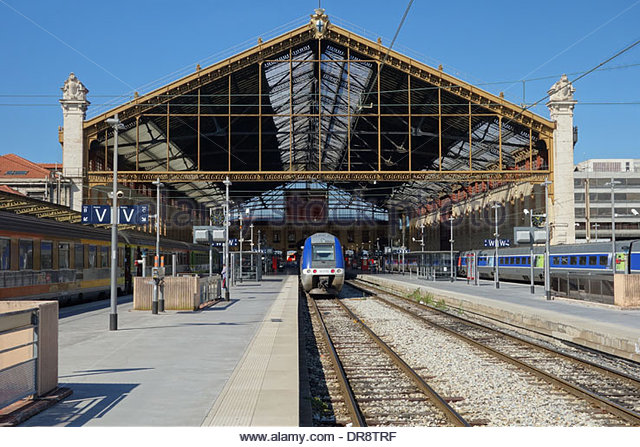 marseille st charles station stock photos marseille st charles station stock images alamy. Black Bedroom Furniture Sets. Home Design Ideas