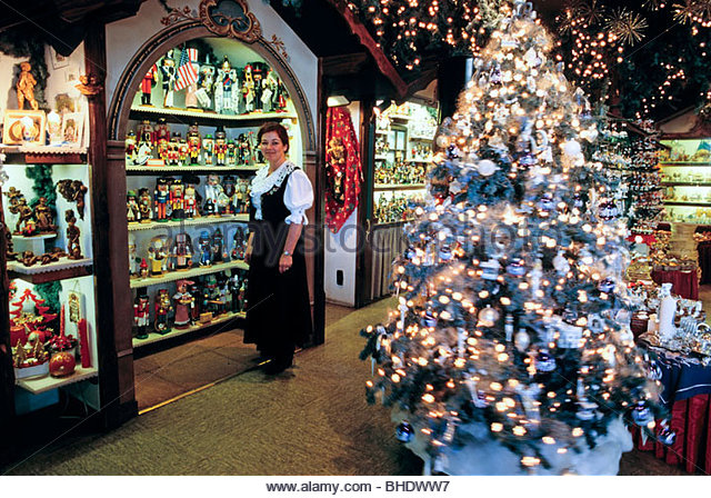 Christmas Shop Year Round Stock Photos & Christmas Shop Year Round ...
