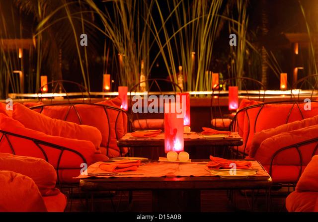 Restaurant Living Room Hotel Evason Hideaway Hua Hin Thailand Asia
