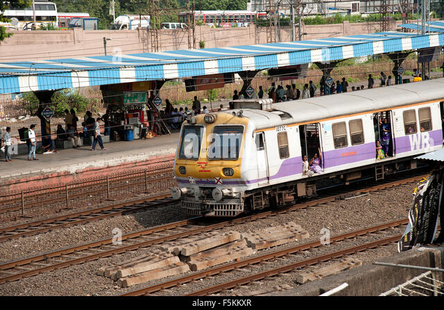 how to drive a indian local train