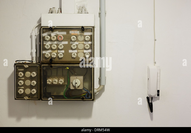 fuse box fuse stock photos fuse box fuse stock images alamy old fuse box stock image