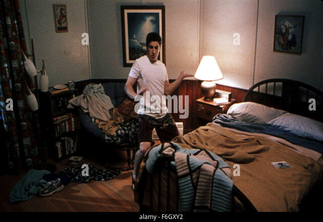 May 25  2001  Hollywood  CA  USA  JASON BIGGS dancing in his. American Pie Movie Stock Photos   American Pie Movie Stock Images