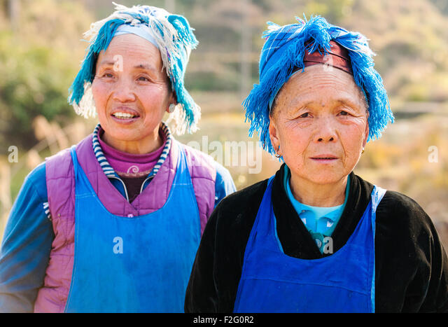 Guizhou girls