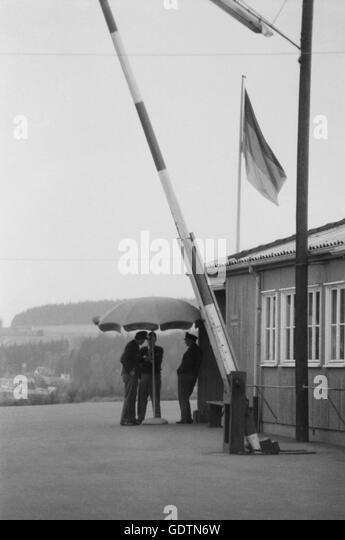 zonal border 1964 stock bilder - Bordre Bad Bilder