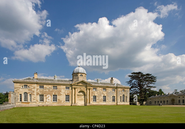 Woburn United Kingdom  City new picture : United Kingdom England Bedfordshire Woburn. Woburn Abbey, in Palladian ...