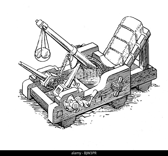 onager catapult how to build