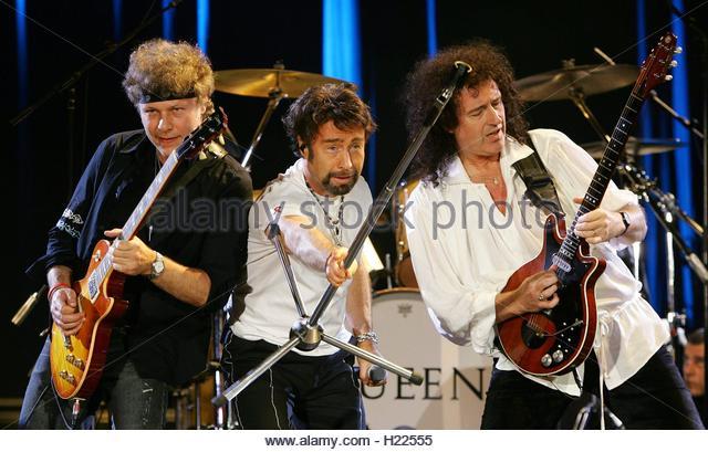 Queen Band Members Brian May Queen...