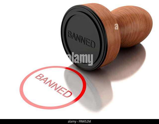 banned stamp stock photos - photo #29
