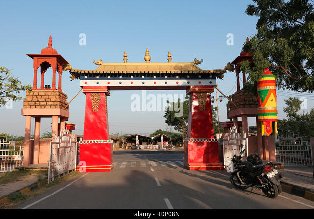 Ajmer gate stock photos ajmer gate stock images alamy colourful entrance door of cultural tribal festival at ajmer rajasthan india stock image altavistaventures Image collections