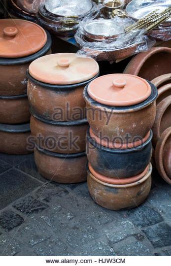 Classical turkish ceramics on the bazaar istanbul stock photo - Turkish Handmade Pottery Stock Photos Amp Turkish Handmade