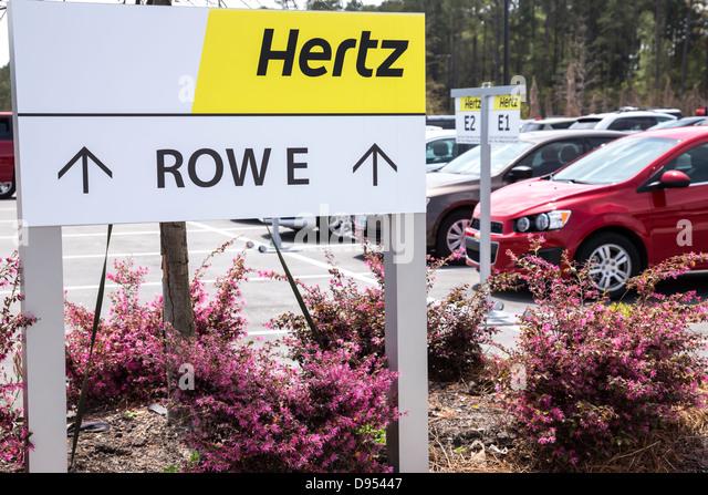 Hertz Rent A Car Myrtle Beach Sc