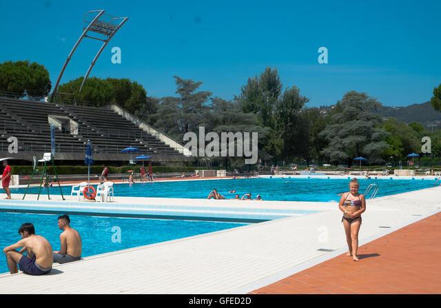 Piscina stock photos piscina stock images alamy for Piscinas martianez