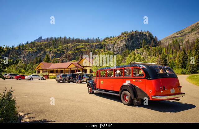 Glacier Park Lodge Stock Photos Glacier Park Lodge Stock