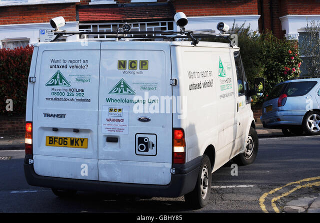 Dvla And Van Stock Photos Amp Dvla And Van Stock Images Alamy