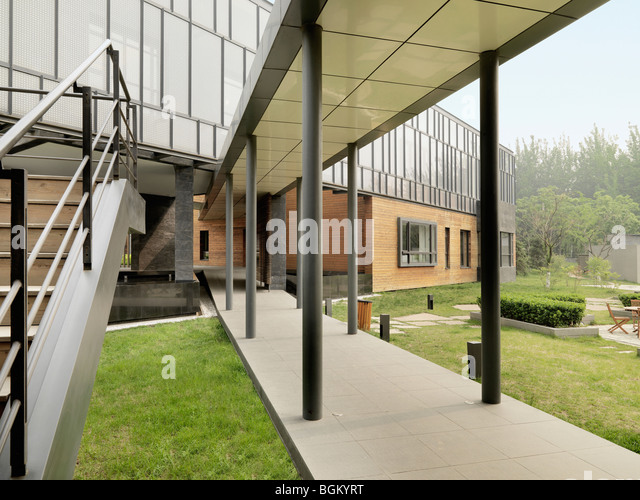 Covered Walkway Construction : Sidewalk grass stock photos images