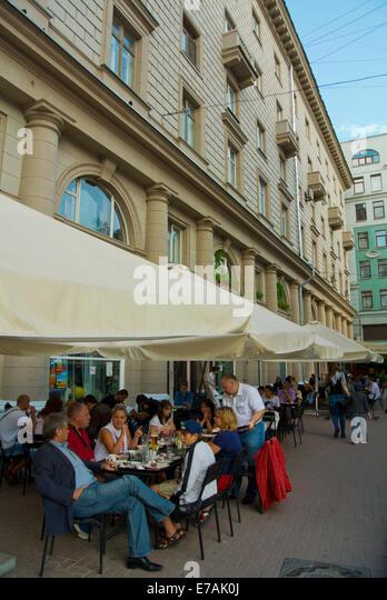 Cafe De L Europe Vienna Menu