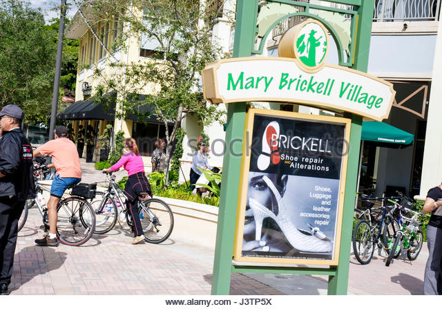 Shoe Repair Mary Brickell Village Miami