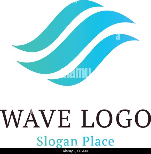 blue circle logo stock photos blue circle logo stock images alamy rh alamy com wave logon wave logos on pinterest