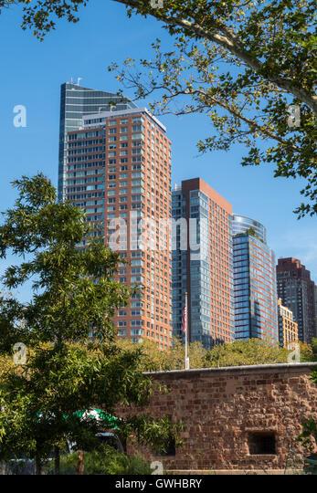 Battery Park City Condominiums