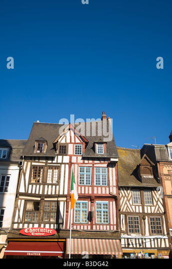 Traditional Norman Houses Stock Photos & Traditional ...