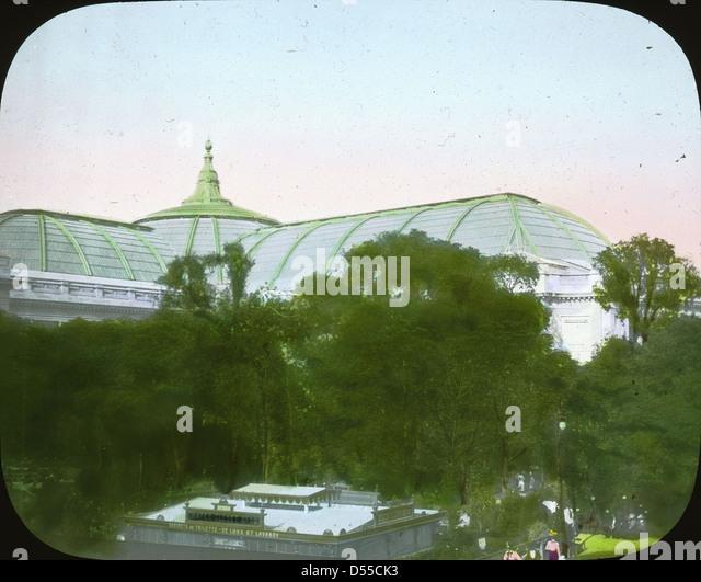 Paris 1988 stock photos paris 1988 stock images alamy - Exposition grand palais paris ...