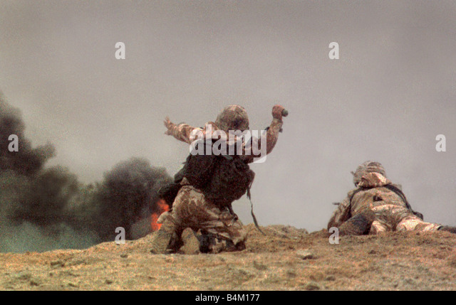 Gulf war british army 1991 stock photos gulf war british army gulf war british army 1991 the only photographs showing ground troops in action 10 years ago sciox Image collections