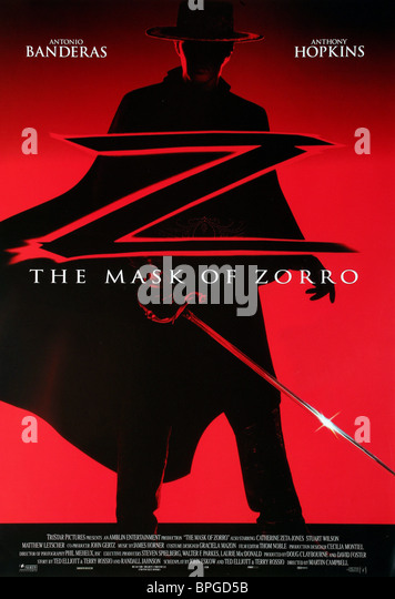 the portrayal of zorro in the 1998 movie the mask of zorro The mask of zorro imdb 67 136 min in early 19th century california the masked swordsman hero zorro was a champion of the people against the tyranny of spanish rule, represented by the ruthless governor montero unfortunately, on the eve of his greatest triumph, the liberation of california, montero learns of zorro's secret identity as don.
