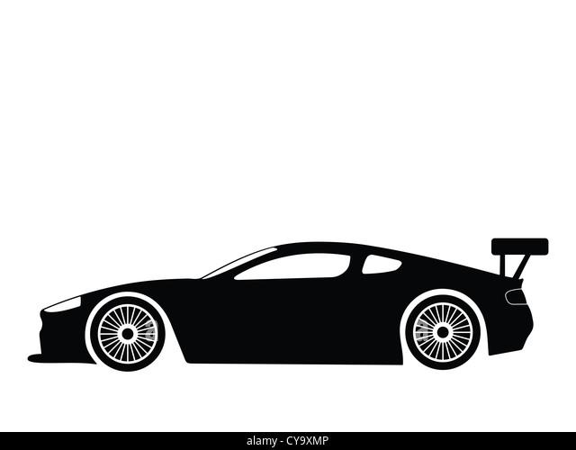 black sport coupe car stock photos  u0026 black sport coupe car