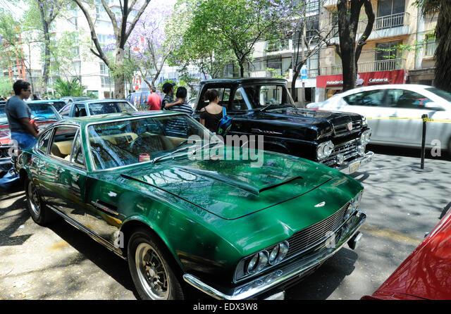mexico city classic car stock photos mexico city classic. Black Bedroom Furniture Sets. Home Design Ideas