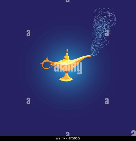 Magic Lamp Stock Photos & Magic Lamp Stock Images - Alamy