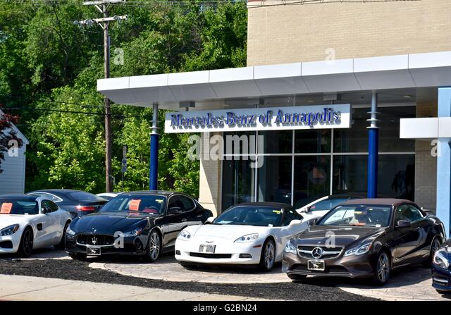 Mercedes benz of annapolis mercedes benz of annapolis for Annapolis mercedes benz service