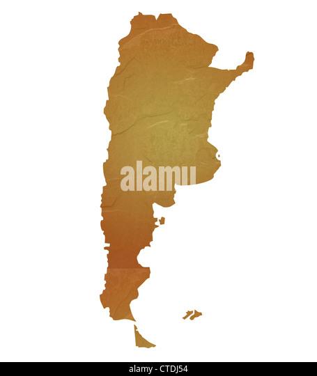 Argentina Map Stock Photos Argentina Map Stock Images Alamy - Map of argentina