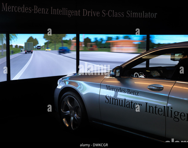 auto simulator stock photos auto simulator stock images alamy. Black Bedroom Furniture Sets. Home Design Ideas